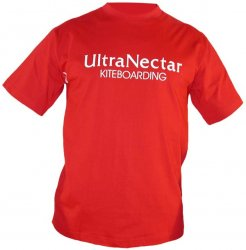 S/S T-shirt Kiteboarding (red)
