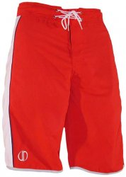 Surf Trunks (red)