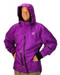 Snowkite Jacket Purple Pleasure)