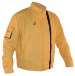 Gas Jacket (lemon/midnight)