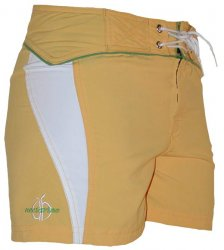 Short Boardshorts (lemon/white)