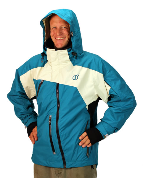 Snowkite Jacket (Throwback Turquoise)