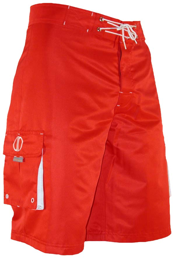 Cargo Board Short (red)